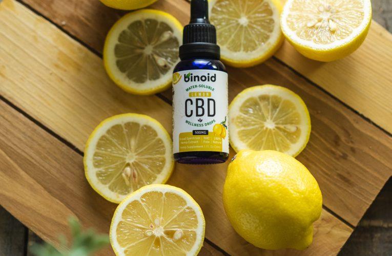 Na co pomoże olej CBD?